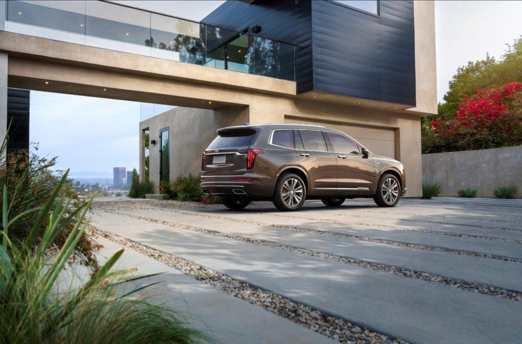 2020 Cadillac XT6 Luxury 014