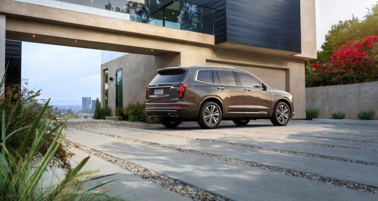 2020 Cadillac XT6 Luxury 014 750x400 - 2020 Cadillac XT6: Enter The Goldilocks Zone
