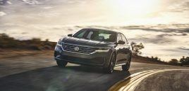 "2020 VW Passat: Now With ""Tornado"" Lines"