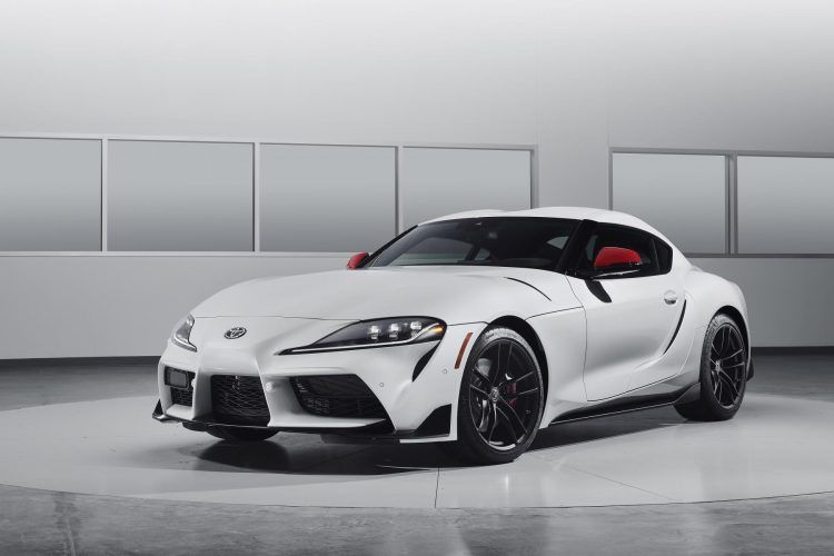 2020 Supra LaunchEdition