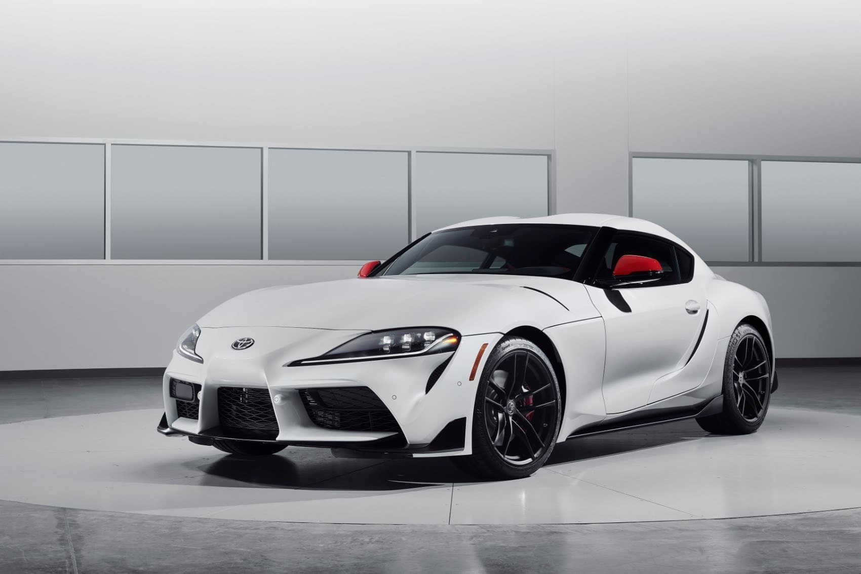 2020 Toyota GR Supra Launch Edition.