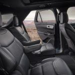 22 Ford Explorer Interior
