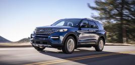 2020 Ford Explorer: History Repeats Itself
