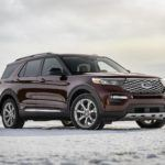 4 Ford Explorer Platinum