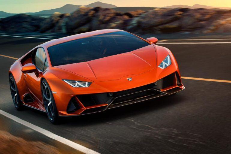 Lamborghini Huracán EVO: On The 1s & 2s 20