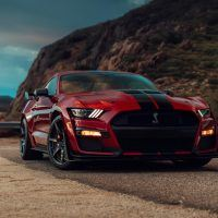 2020 Mustang Shelby GT500: One Slick Snake