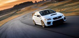 2019 Subaru STI S209: Small, Powerful & Rare