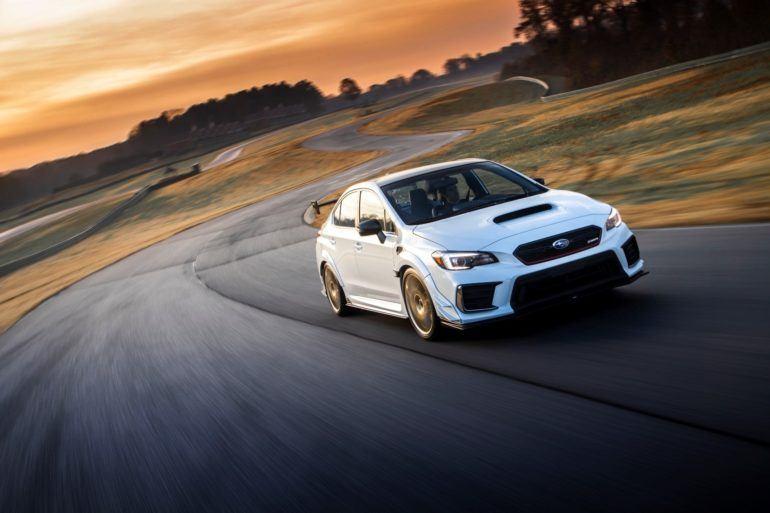 2019 Subaru STI S209: Small, Powerful & Rare 20