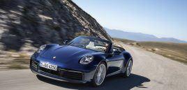 2020 Porsche 911 Carrera S & 4S Cabriolet: More Ponies, More Fun!