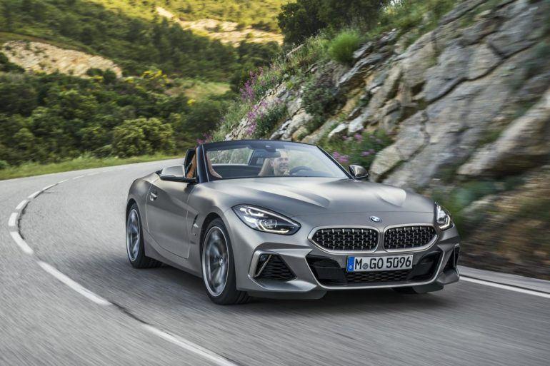 2019 BMW Z4: Turbo 4s & Straight 6s All Day 25