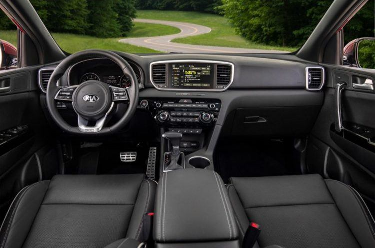 2020 Kia Sportage Refreshed Amp Ready To Mingle