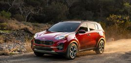 2020 Kia Sportage: Refreshed & Ready To Mingle