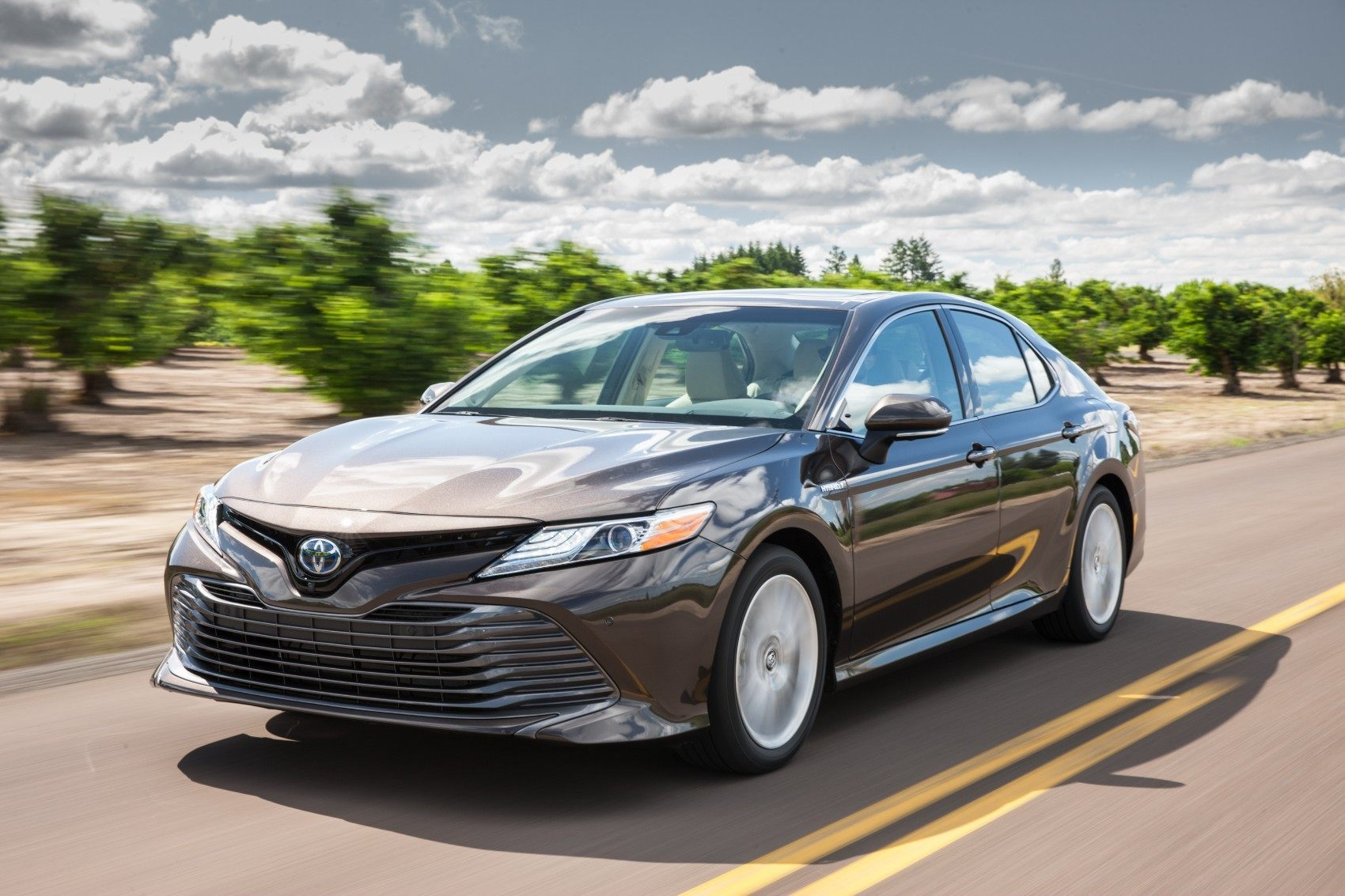 2019 Toyota Camry Hybrid Xle Review Steady Amp Comfortable