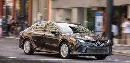 2019 Toyota Camry Hybrid XLE Review: Steady & Comfortable