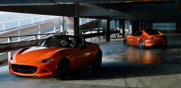2019 Mazda MX 5 Miata 30th Anniversary 02 370x180 - Mazda Celebrates Miata Heritage With 30th Anniversary Edition Model
