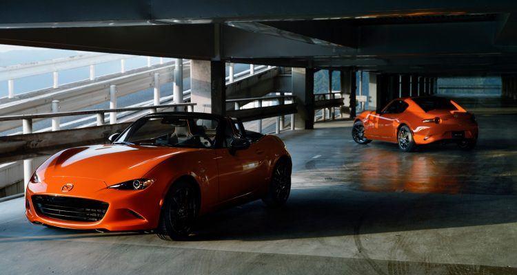 2019 Mazda MX 5 Miata 30th Anniversary 02 750x400 - Mazda Celebrates Miata Heritage With 30th Anniversary Edition Model