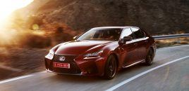 2019 Lexus GS F Review: The Lion of The Lexus Den