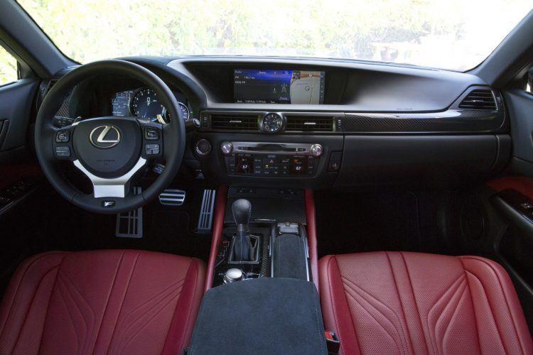 2019 Lexus GS F 037 F773B5C4A4E145D6D669A04BFFE6B09B8110B2AC