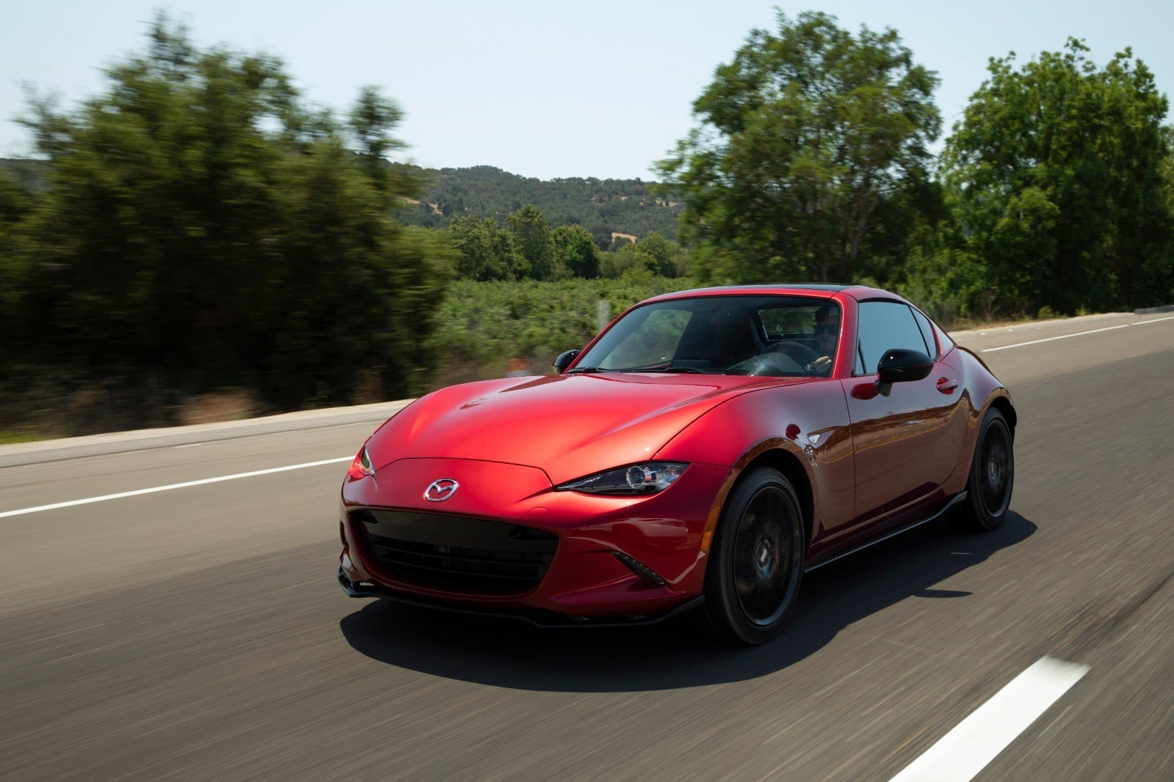 2019 Mazda MX-5 Miata RF Grand Touring Review: Fabulous & Fun