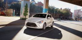 2019 Toyota Yaris Review: Small & Steady Wins The Race