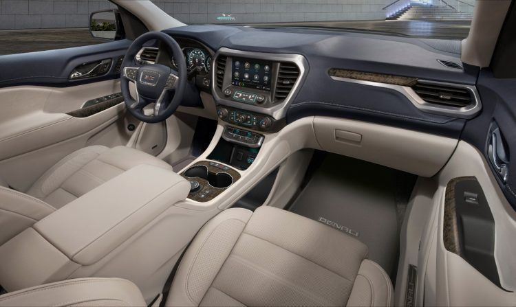 2020 GMC Acadia: New Nips & Tucks For This SUV 17