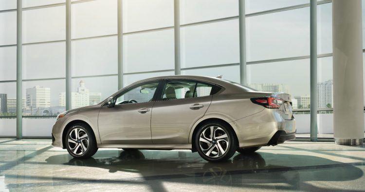 2020 Subaru Legacy: New Platform, New Tech, New Everything 1