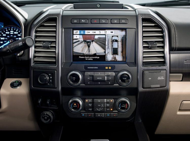 Backup Camera 750x556 - A Brief History of The High-Tech Safety Features In Your Car