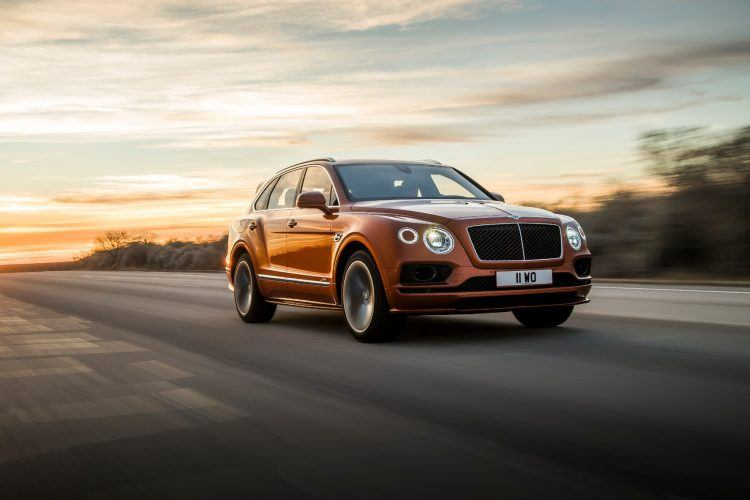Bentayga Speed 4
