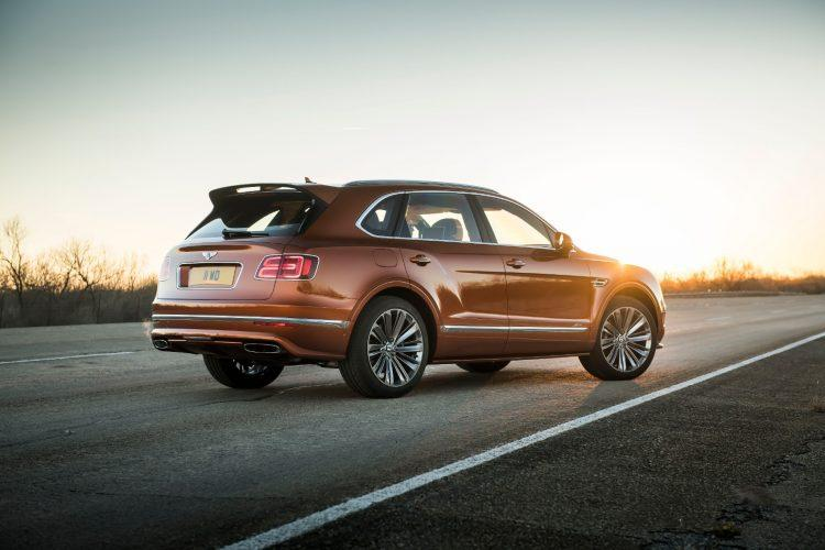 Bentayga Speed 7