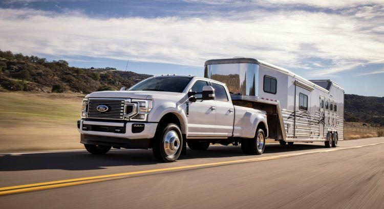 2020 Ford Super Duty: An In-Depth Look At Dearborn's Big Slugger 1