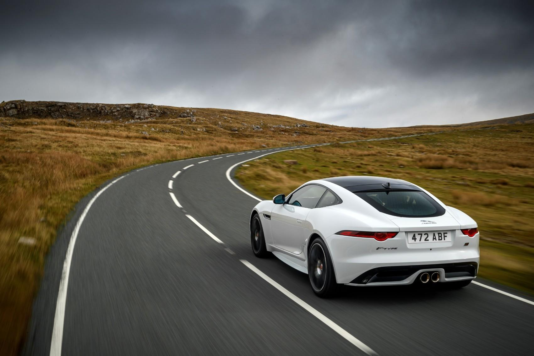 Jaguar F-TYPE Checkered Flag: A Limited-Edition F-TYPE For ...