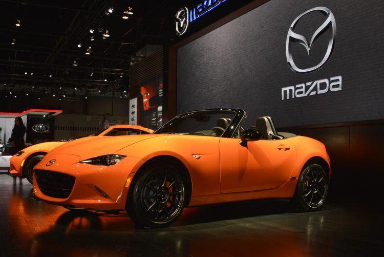 Mazda MX 5 Miata 30th Anniversary Edition