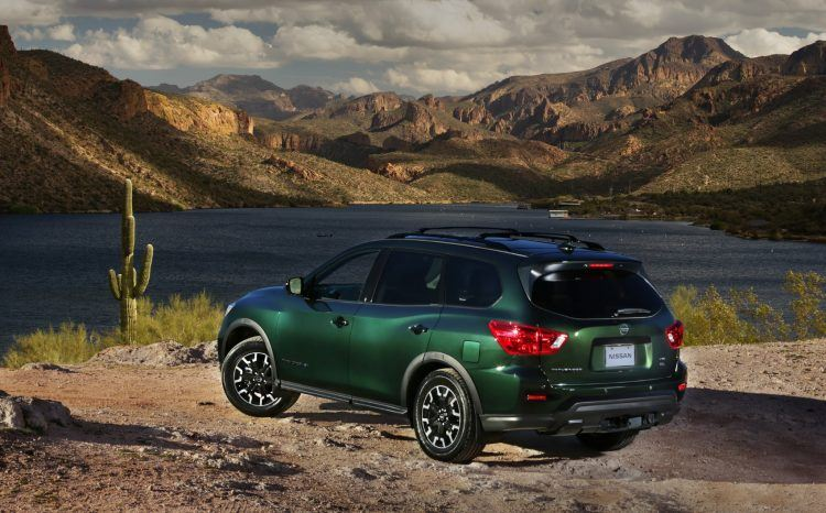 Nissan Pathfinder Rock Creek 19