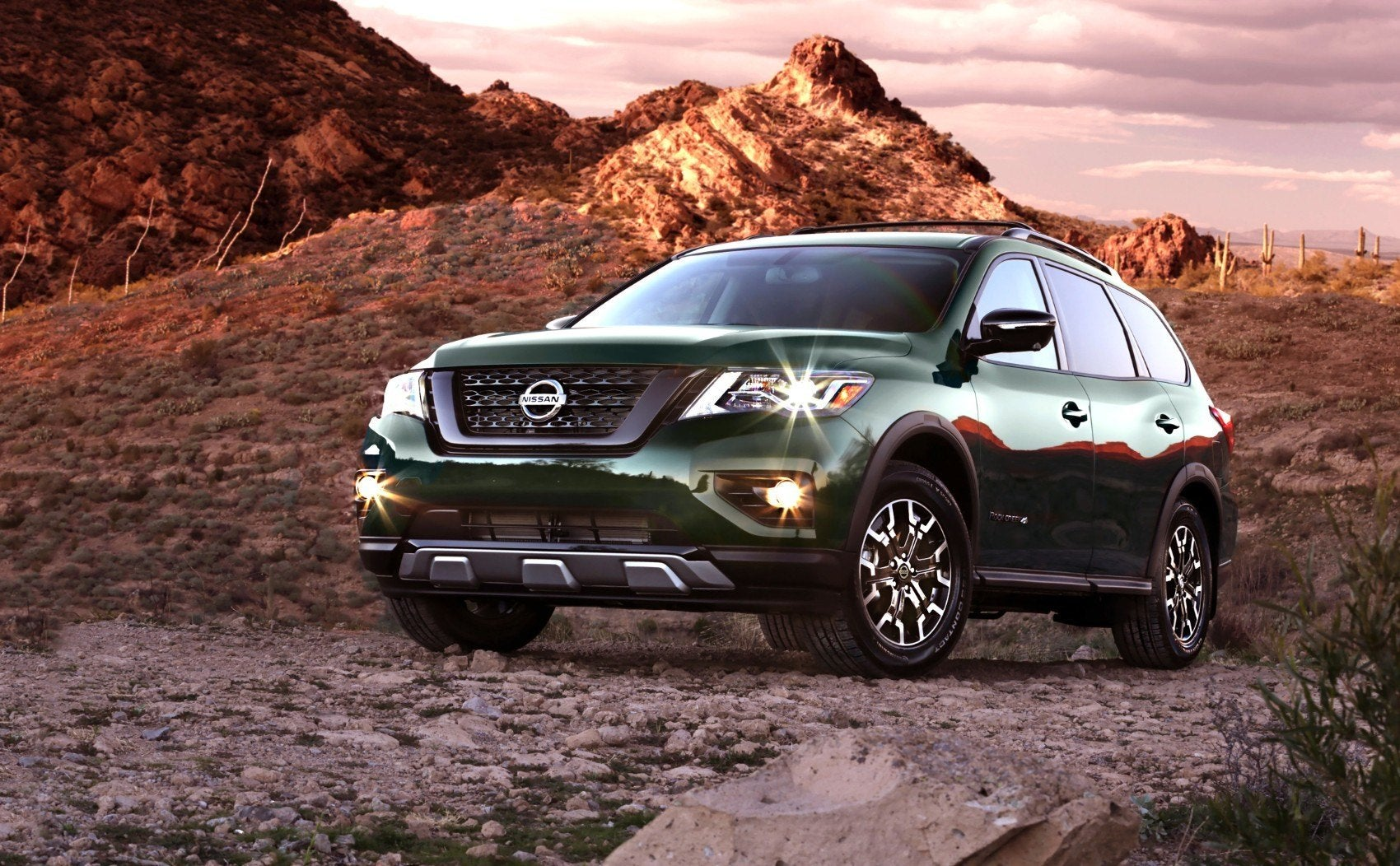 Nissan Pathfinder Rock Creek 22