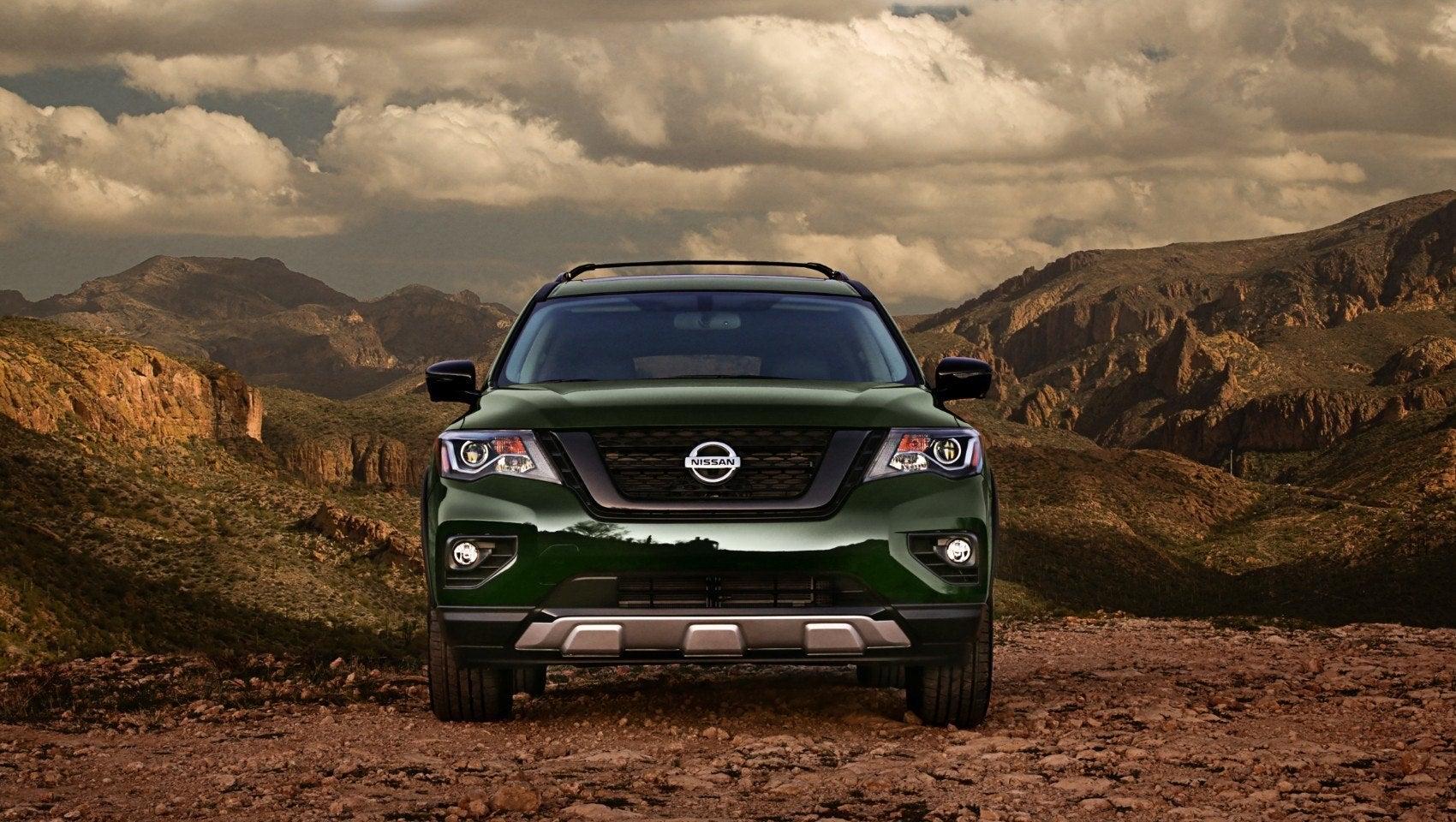 Pathfinder Rock Creek Edition: Nissan Stacks On The Goodies