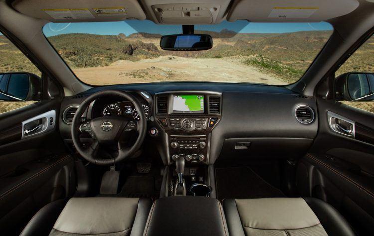 Nissan Pathfinder Rock Creek 8