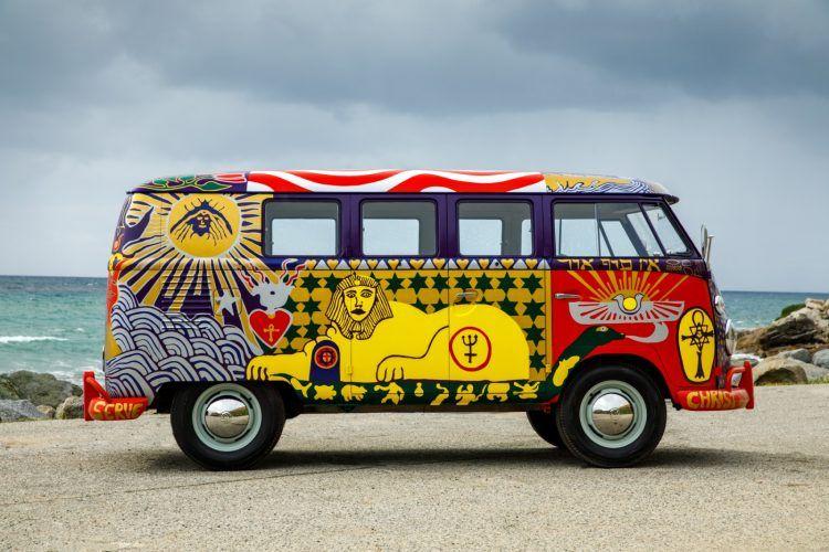 VW LIght Bus H  9891