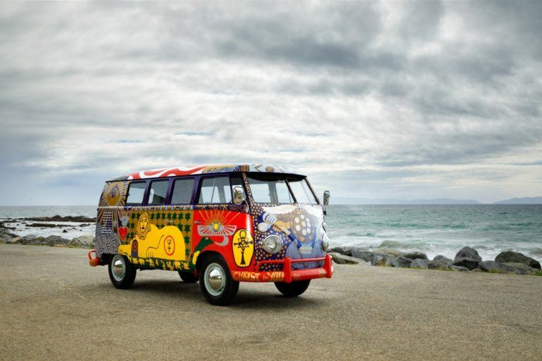 Peace, Love & The VW Light Bus 26