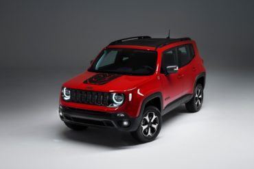 Jeep Electrifies Renegade & Compass With Plug-In Hybrid Powertrains 21