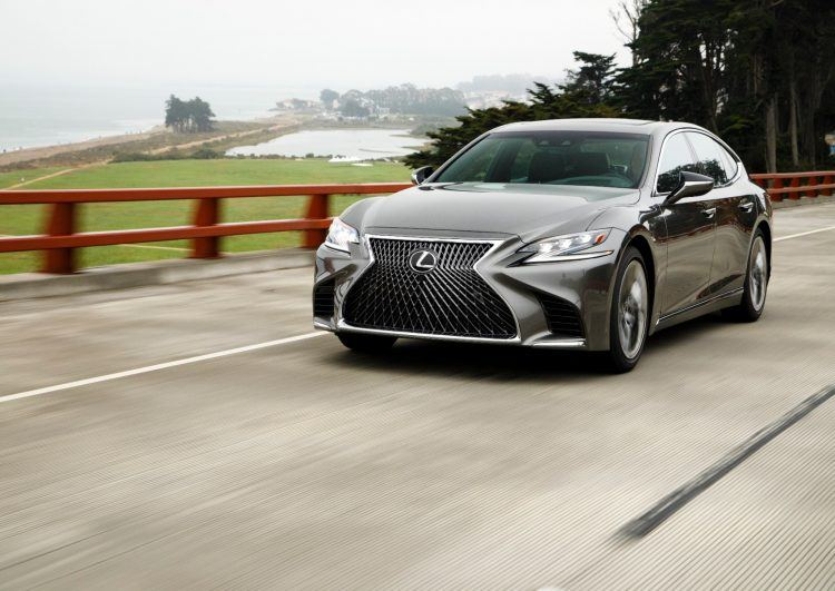 2019 Lexus LS 500h Review: A Hybrid of The Highest Order 19