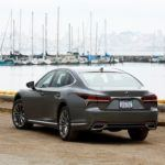 2019 Lexus LS 500h Review: A Hybrid of The Highest Order 20