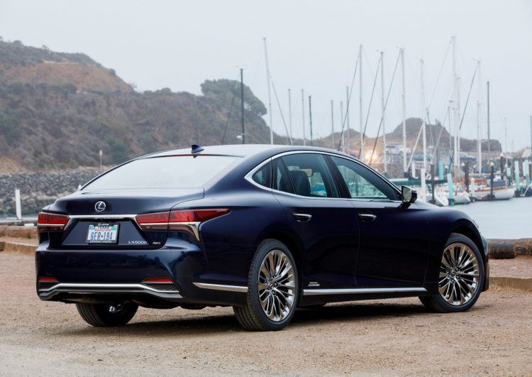2019 Lexus LS 500h Review: A Hybrid of The Highest Order 18