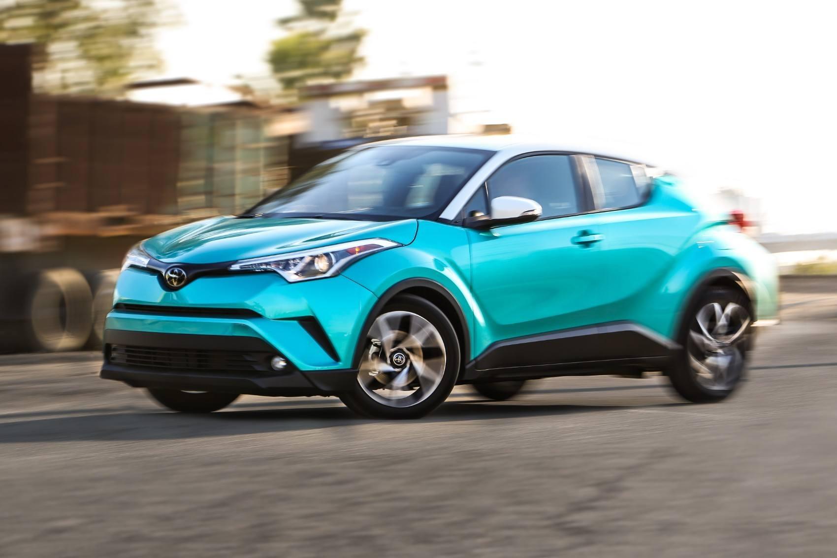 Chr Toyota