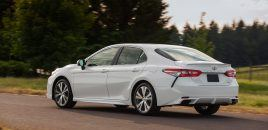 2019 Toyota Camry Receives Updates Across The Board