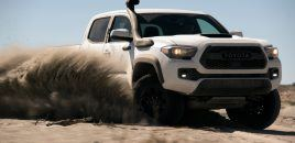 2019 Toyota Tacoma TRD Pro Review: Perfect For The Weekend Warrior