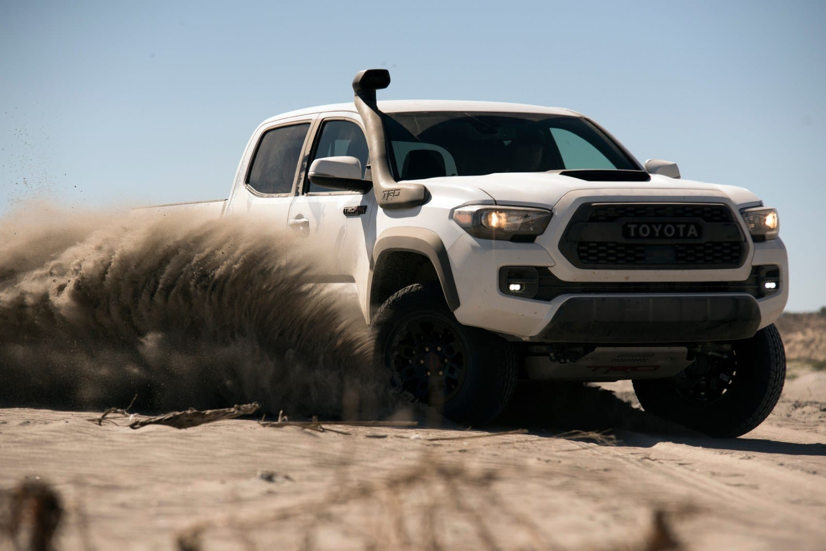 2019 Toyota Tacoma TRD Pro Review: Perfect For The Weekend