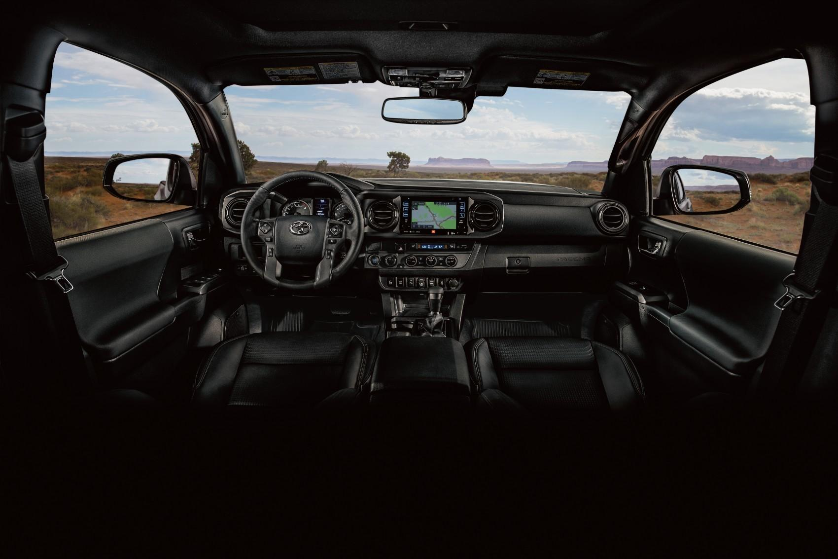 Backup Camera System >> 2019 Toyota Tacoma TRD Pro Review: Perfect For The Weekend ...
