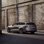223573 New Volvo V60 exterior