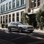 223574 New Volvo V60 exterior