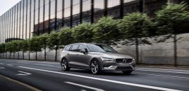 2019 Volvo V60 Review: Quick, Versatile & Safe